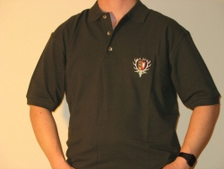 LJV-Polo-Shirt (grün)