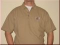 LJV Polo- Shirt (beige)