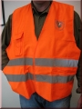 LJV Warnweste (orange)